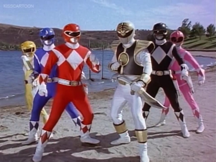 Searching for 'power rangers'