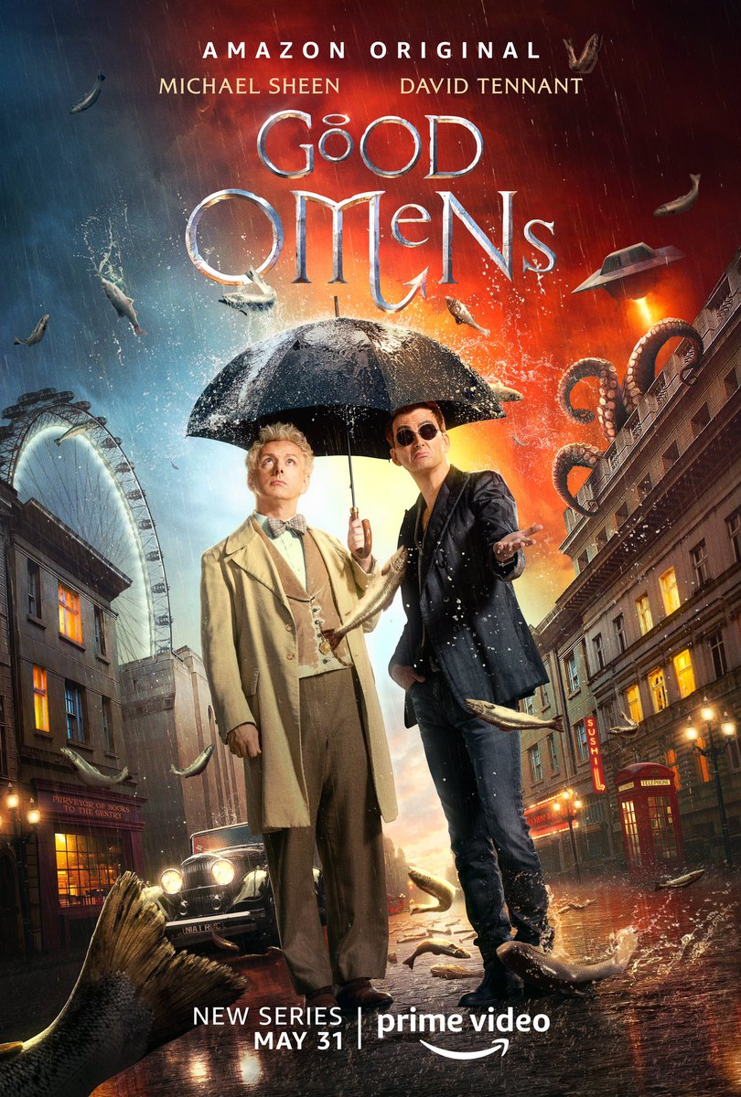 Searching for 'good omens'