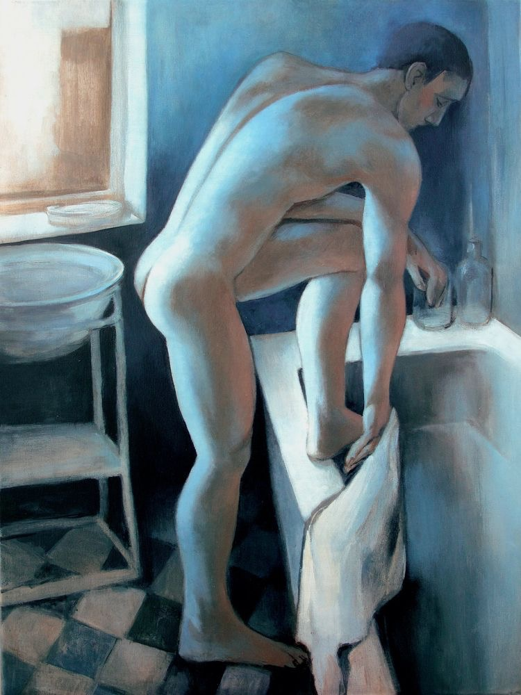 man-naked-in-tub