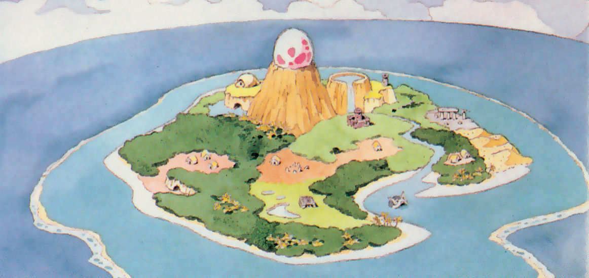 Searching For Koholint Island