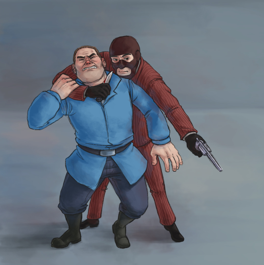 Searching For Tf2 Spy