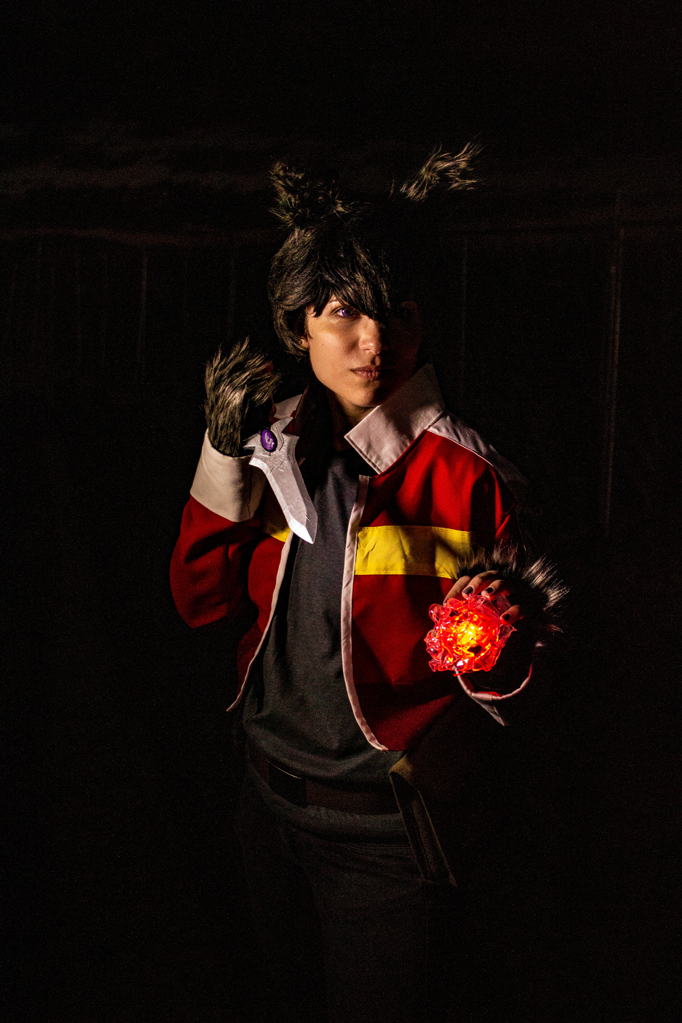 Searching For Voltron Cosplay